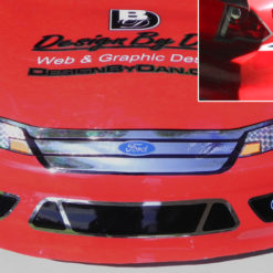 Ford Fusion Grill Decals
