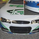Chevy SS Grill Decal