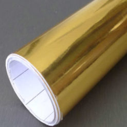 gold chrome vinyl by the foot