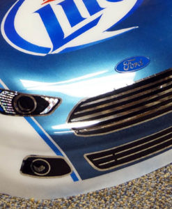 Ford Fusion Grill Sticker