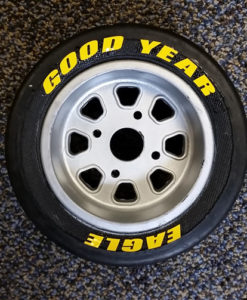 Godyear Eagle Tire Decals