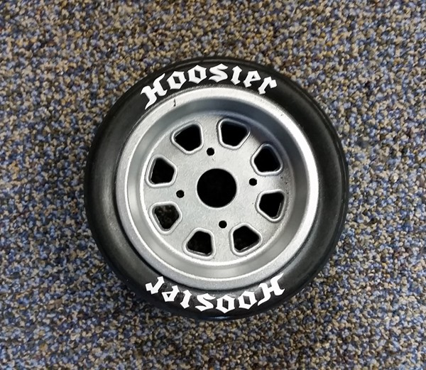 Hoosier 1/4 Scale Tire Decals