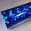blue mirror mosaic vinyl