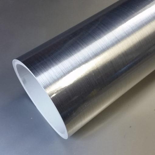 brushed aluminum vinyl