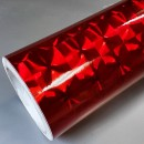 red mirror mosaic vinyl