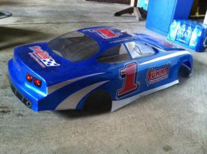 summit racing quarter scale car