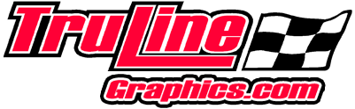 Truline Graphics - RC Racing Decals Grills and Numbers
