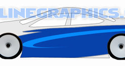 RC STRIPE DECAL 37