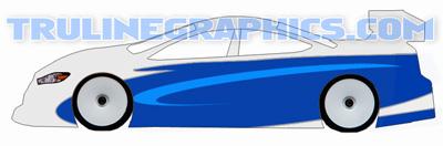 RC STRIPE DECAL 37