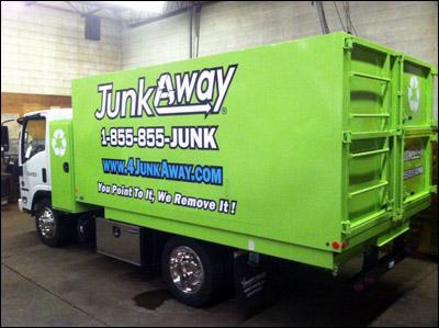 box truck vinyl lettering