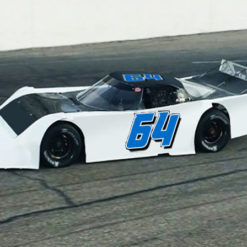ASPHALT LATE MODEL DECALS