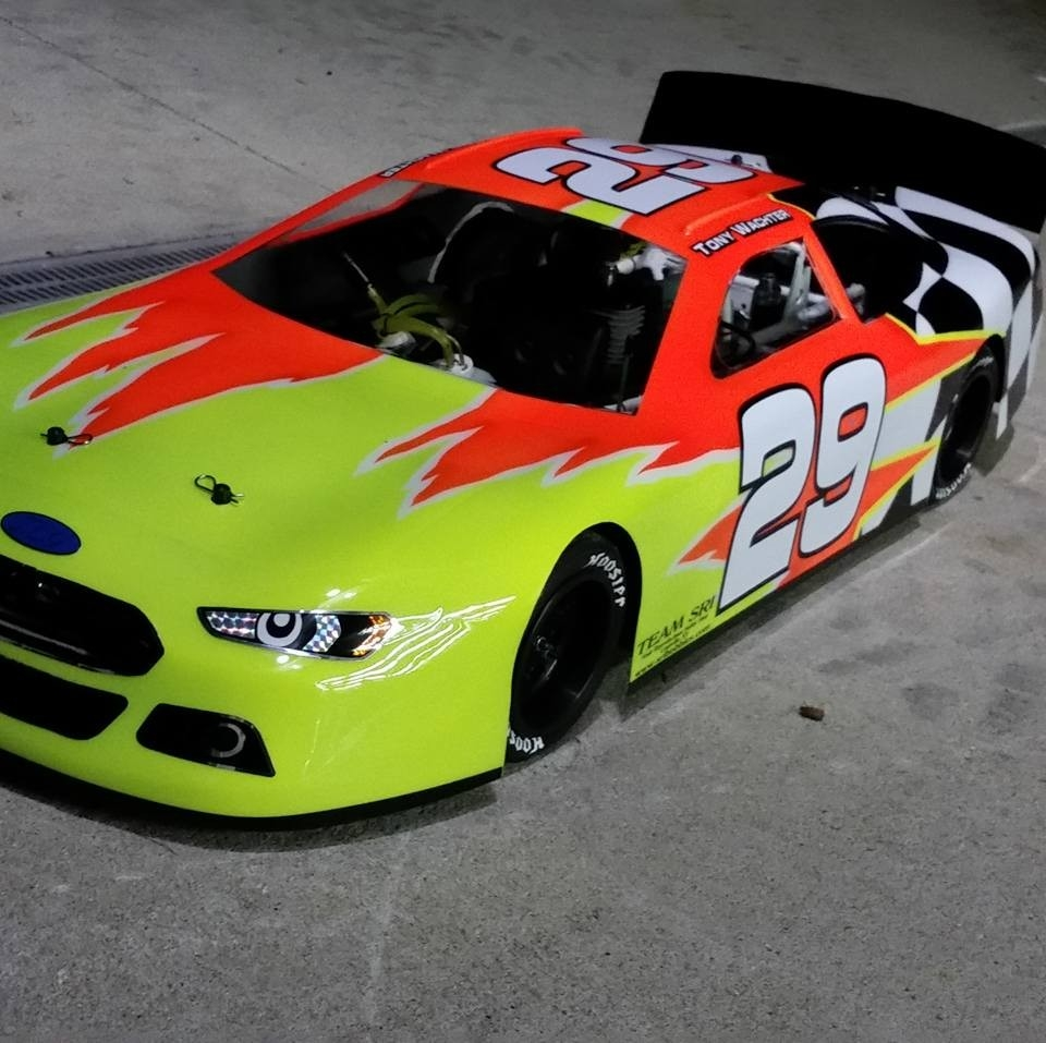 Rc Car Racing Decals