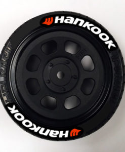 hankook tire decals 10th scale