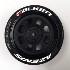 Falken Tire Stickers RC