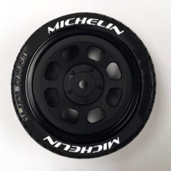 Michelin Tire Stickers 10th Scale RC