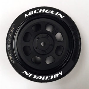 Michelin Tire Stickers 10th Scale RC