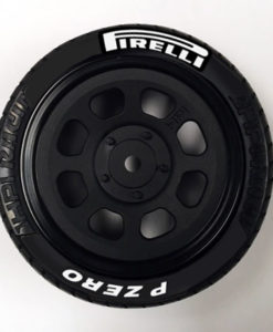 Pirelli tire stickers RC 10th