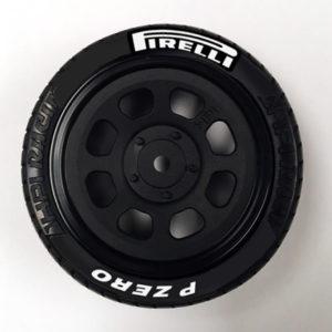 Pirelli tire stickers RC 10th