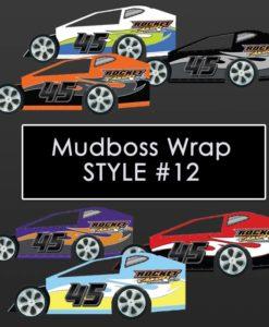 Mudboss Style 12 TruWrap