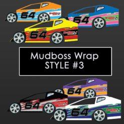 Mudboss Style 3 TruWrap