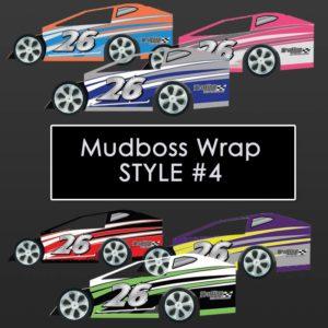 Mudboss Style 4 TruWrap