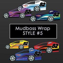 Mudboss Style 5 TruWrap
