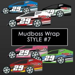 Salvas Mudboss Wrap Style 7