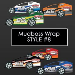 Mudboss Style 8 TruWrap