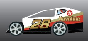 mudboss wrap 28 havoline allison