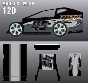 MUDBOSS WRAP 12D