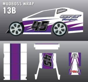 MUDBOSS-WRAP-13B