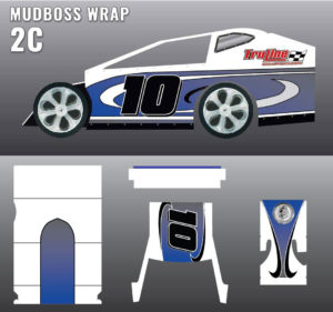 MUDBOSS WRAP 2C