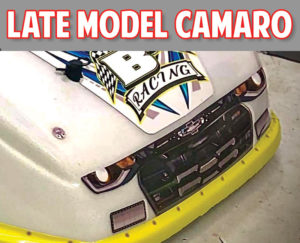 MCALLISTER LATE MODEL GRILL