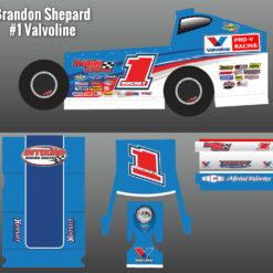 Brandon Shepard Rocket Mudboss