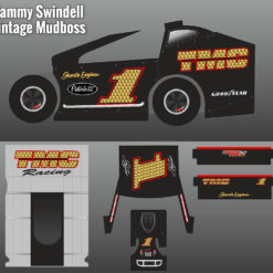 Sammy Swindell Mudboss Wrap
