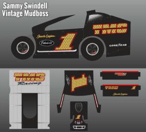 Sammy Swindell Mudboss Wrap