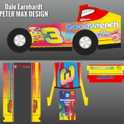 EARNHARDT MUDBOSS PETERMAX 3