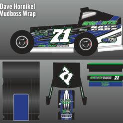 Dave Hornikel Mudboss Wrap