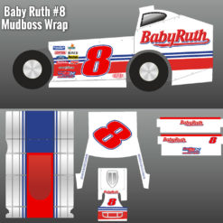 Baby RutCustoboss Wrap