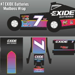 exide battery mudboss wrap 7