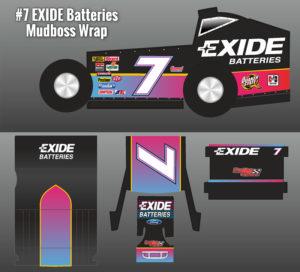 exide battery mudboss wrap 7