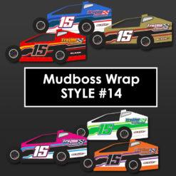 Custom Mudboss Style 14