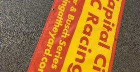 Custom Racing Banner