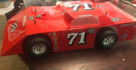 Slash Late Model Numbers RC
