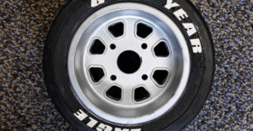 Goodyear Tire Decals 1/4 Scale