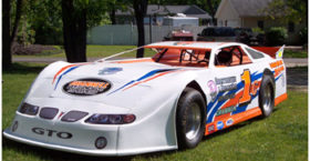 Dirt Late Model Wraps