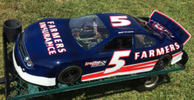 1/4 Scale Custom Paint Job & Lettering