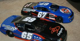 1/4 Scale Sponsor Decals and Lettering