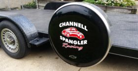 Trailer Racing Graphics