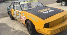 Mini Stock Racecar Numbers & Decals